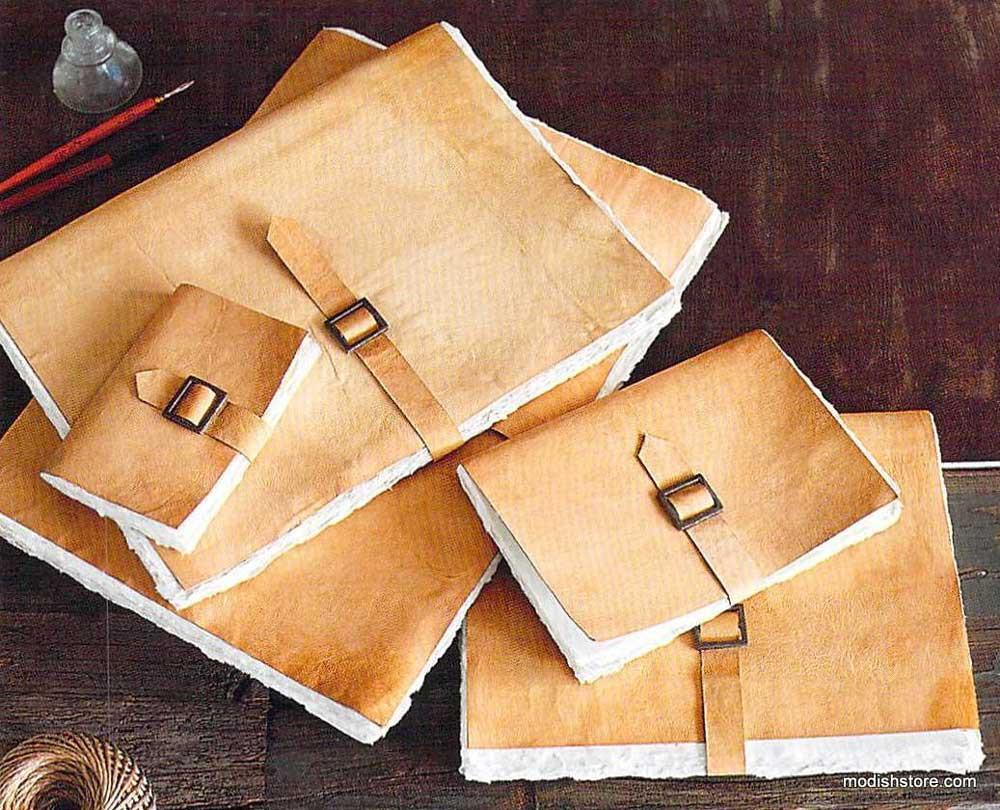 Roost Leather Notebooks