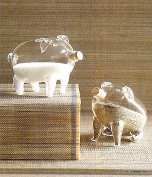 Roost Pair of Pigs Salt & Pepper Shakers - Set Of 2