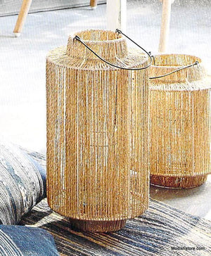 Roost Abaca String Lanterns