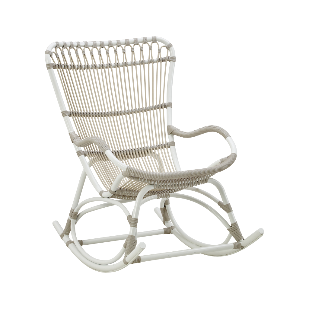 Sika Design Monet Rocking Chair Exterior