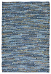 Sahara Plains Blue Indoor/Outdoor Rug