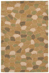 Spello Pebbles Blue Indoor/Outdoor Rug