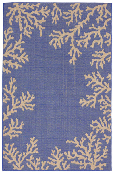 Terrace Coral Bdr Marine Indoor/Outdoor Rug