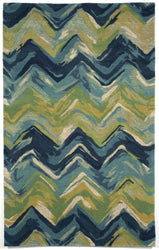 Tivoli Chevron Playa Indoor Rug
