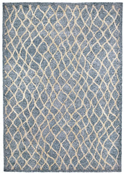 Wooster Twist Denim Indoor/Outdoor Rug
