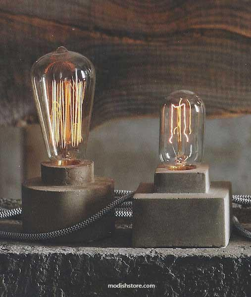 Roost Architectural Lamps - Small - Set Of 4