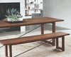 Roost Thorson Dining Table and/or Benches
