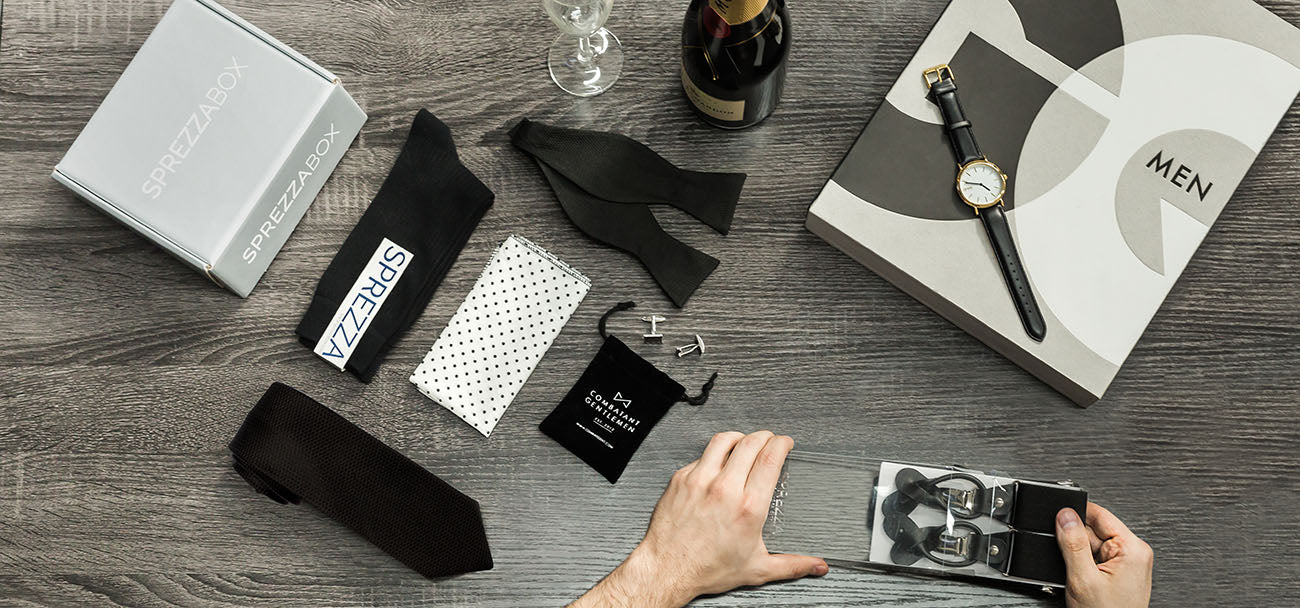 Unique Wedding Gifts For Groomsmen: Unique Groomsmen Gift Ideas - SprezzaBox