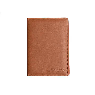 SprezzaBox Corporate Gifting Passport Holder