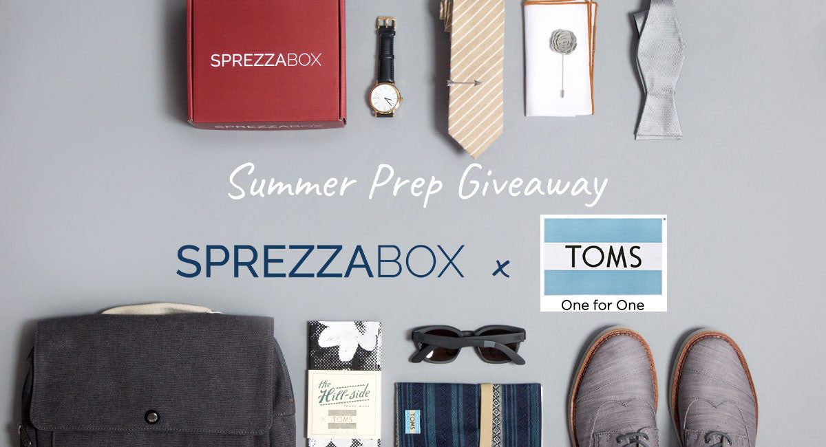 TOMS giveaway