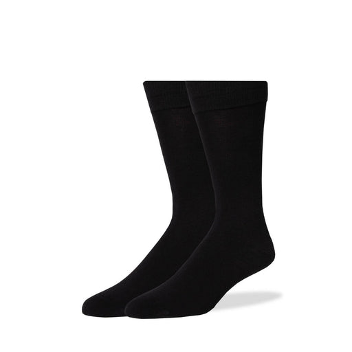 Socks - Black Solid Socks