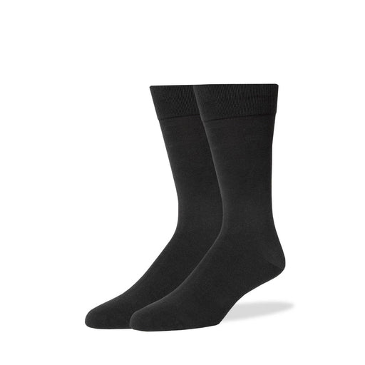 Socks - Charcoal Solid Socks