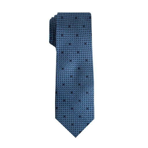 Ties - Blue Dot Tie (Wall Street)
