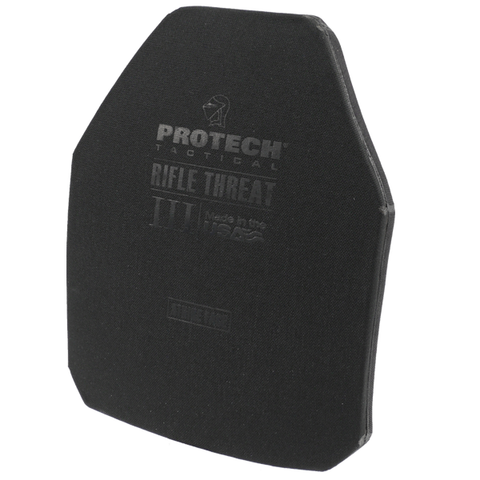 Protech Tactical Multi Hit Front Rifle Plate 2113MC LVL III Stand Alone