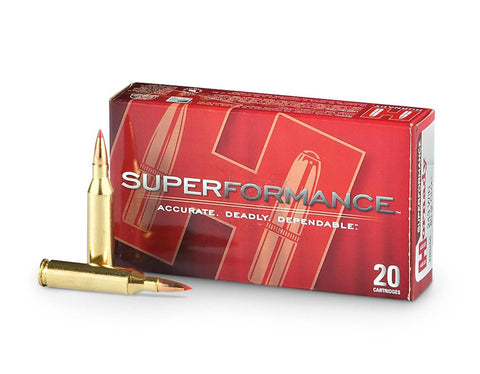 Hornady 270WIN 130 gr GMX® Superformance®
