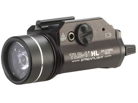 Streamlight TLR-1 HL Weapon Light 630lm