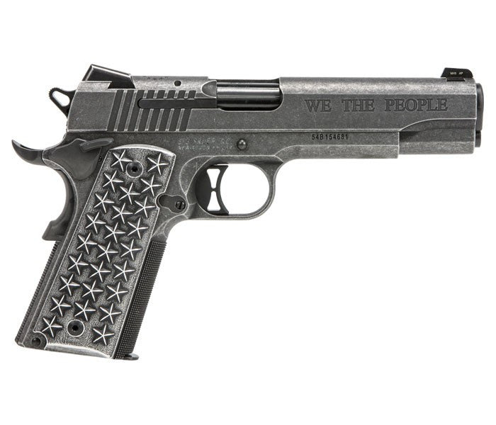 "Sig Sauer 1911 Full Size ""We The People"" 45acp"
