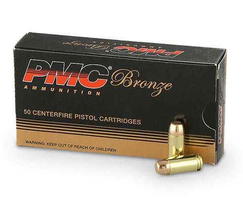 PMC 40S&W FMJ