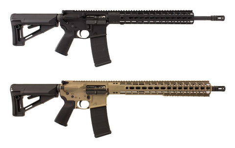 "Aero Precision AR15 M4E1 Complete Rifle, 16"" .300 Blackout"