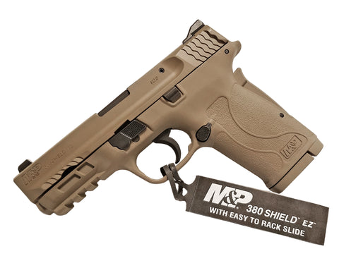 Smith & Wesson M&P 380 Shield EZ FDE - DEALER EXCLUSIVE