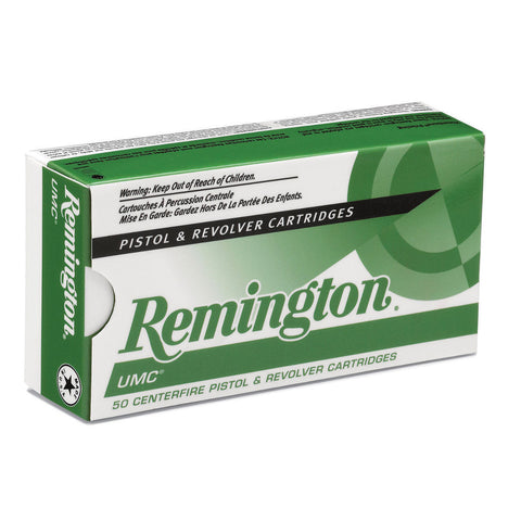 Remington 40S&W 180gr FMJ 50rds