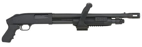 Mossberg 500 Special Purpose Chainsaw Cruiser Shotgun 12 Gauge