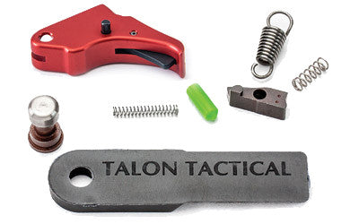 Apex Action Enhancement Red Trigger & Duty/Carry Kit for M&P Shield