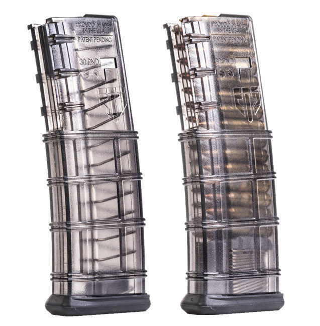 ETS Group Translucent AR15 30-Round Magazine