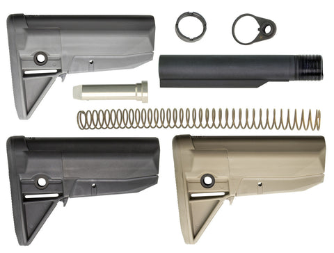 BCM Gunfighter Stock Assembly-Mod 0