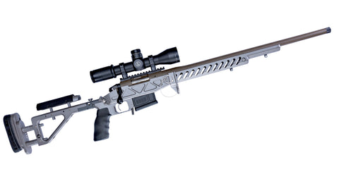 Bergara Competition Chassis 6.5 Creedmoor 24""