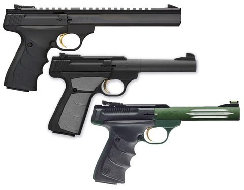 Browning Buck Mark 22lr Pistols