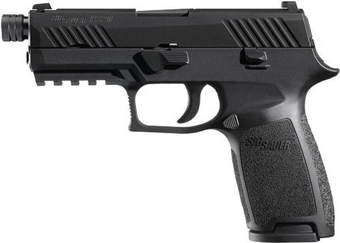 Sig Sauer P320 Carry w/Threaded Barrel, 9mm - First Responders Only