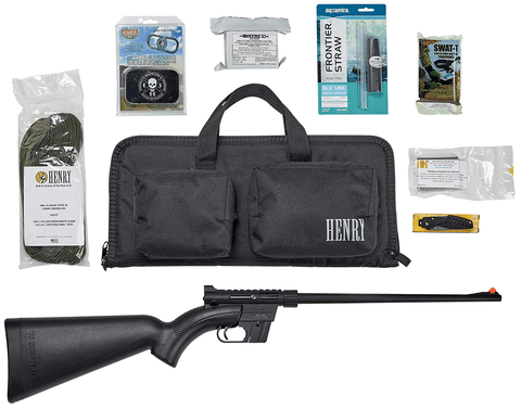 Henry U.S. Survival Rifle with Survival Pack