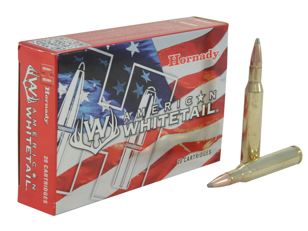 Hornady 270WIN 130 gr InterLock® SP American Whitetail® 20 Rds