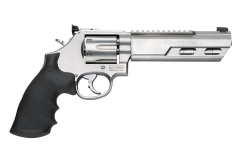 "Smith & Wesson Performance Center Model 686 D/A .357 Magnum, 6"" Weighted Barrel"