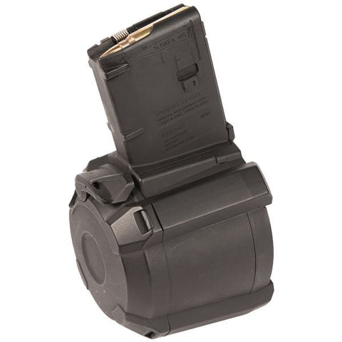 Magpul PMAG D-60 5.56 60rd Drum Magazine (Kit Option Available)