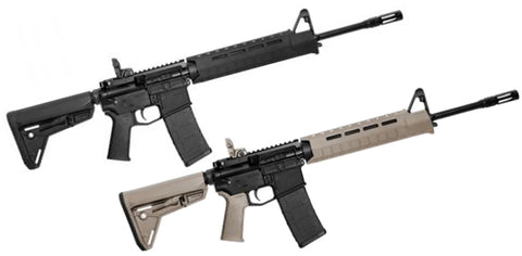 Smith & Wesson M&P15 MOE SL Mid Magpul Spec Series