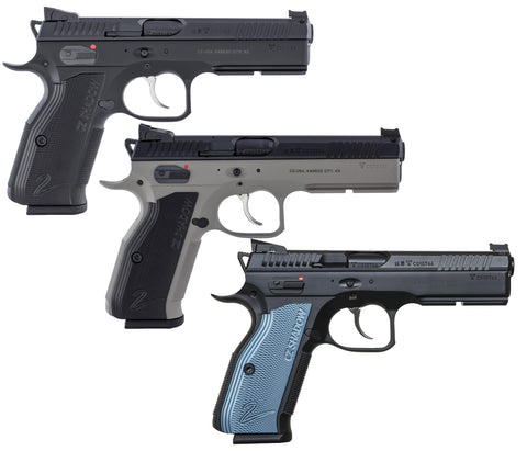 CZ Shadow-2 9mm Pistols