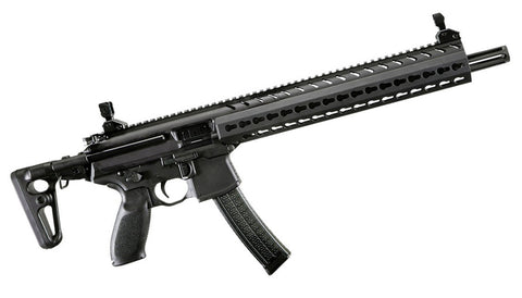 Sig Sauer MPX 9mm Carbine - First Responders Only