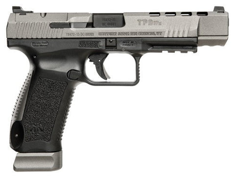 Century Arms Canick TP9SFx 9mm Competition Pistol