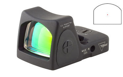 Trijicon RMR Type 2 Adjustable LED Sight Red Dot