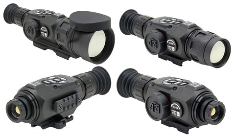 ATN ThOR-HD 384 Thermal Rifle Scopes