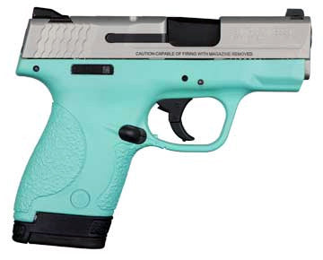 Smith & Wesson M&P Shield 9mm - Special Edition Robins Egg Blue