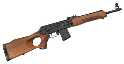 FIME Vepr 5.45x39 Walnut Thumbhole Stock