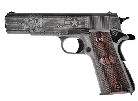 Auto Ordnance Victory Girls Special Edition WW2 1911 .45Cal