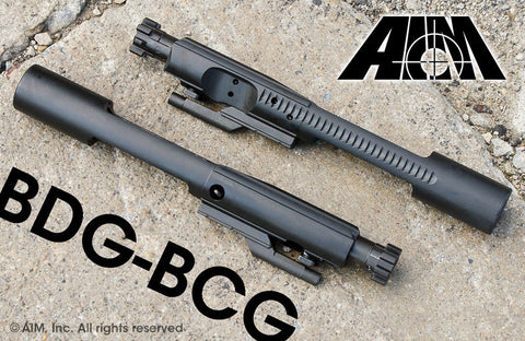 AIM AR/M16 .223/5.56 9310 MPI BDG Bolt Carrier Group