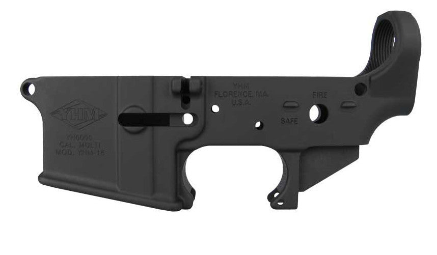YHM Stripped Lower Receiver