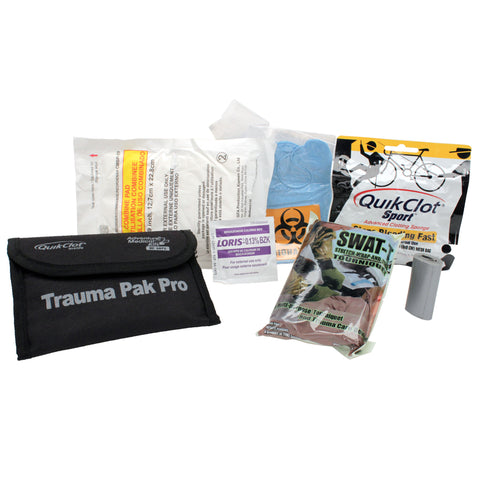 Adventure Medical Trauma Pak Pro w/QuikClot and Tourniquet