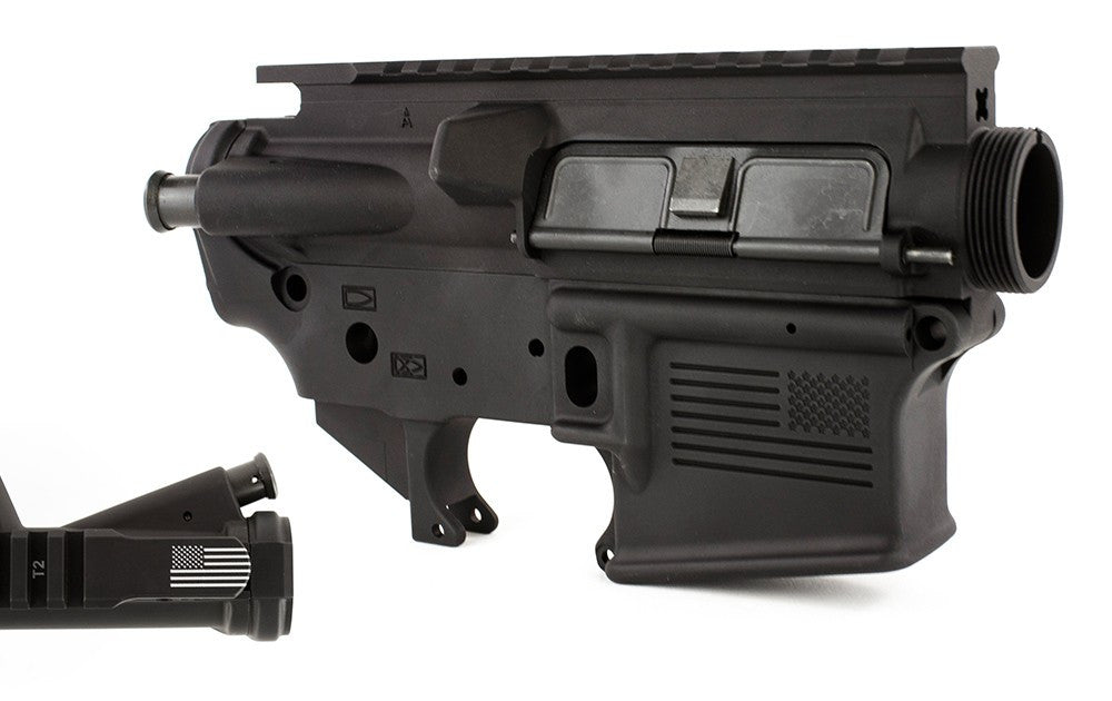 Aero Precision AR-15 Receiver Set SPECIAL EDITION: FREEDOM