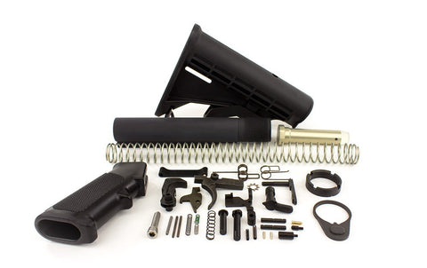 Aero Precision AR-15 Carbine Lower Build Kit